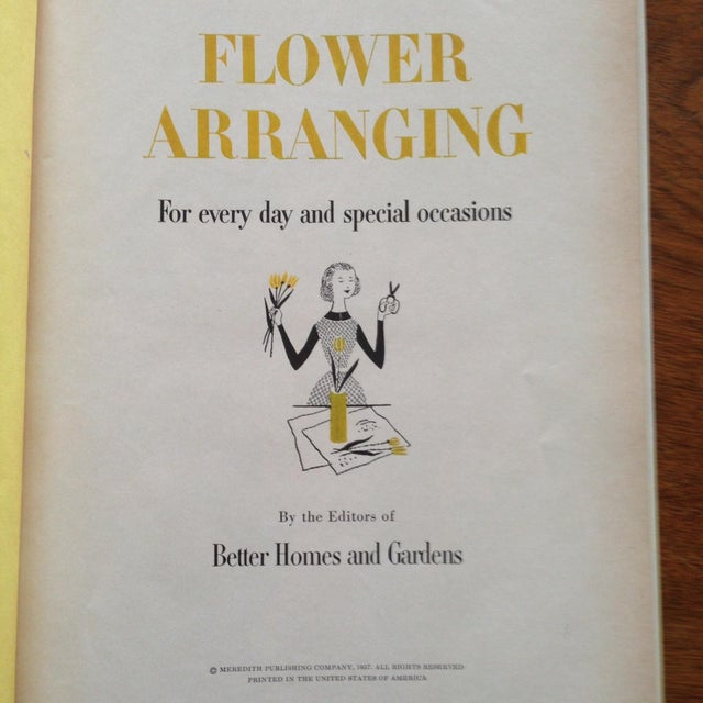 Better Homes & Gardens: Flower Arranging Book - Image 4 of 11
