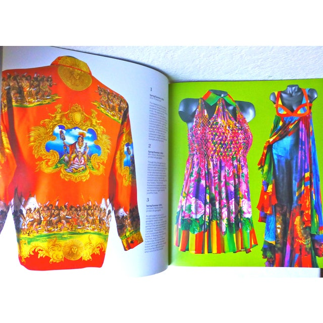 'The Art and Craft of Gianni Versace' Book - Image 6 of 11