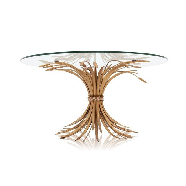 Coco Chanel Wheat Sheaf Coffee Table - Image 3 of 8