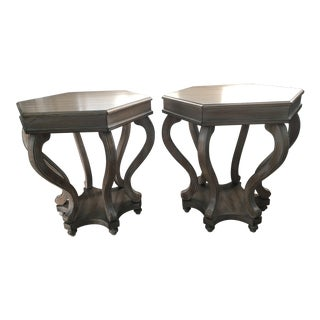 Butler Specialty Masterpiece Margaret Accent Tables - A Pair