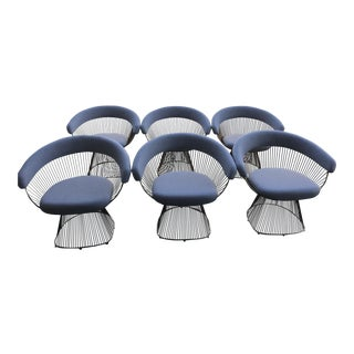 Warren Platner Style Chairs - Set of 6