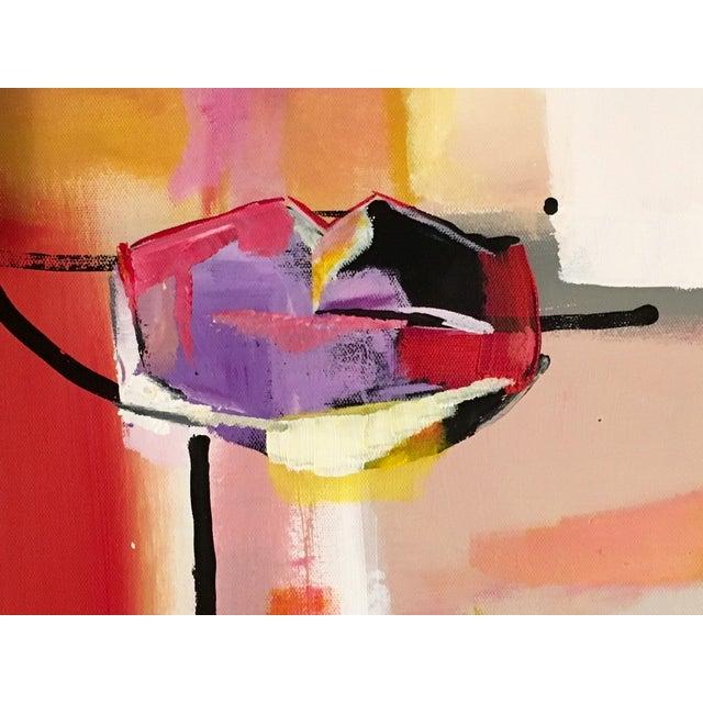 """Ladybelle"" Original Painting - Image 6 of 6"