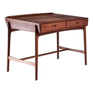 Freestanding desk by Svend Aage Madsen for Sigurd Hansen