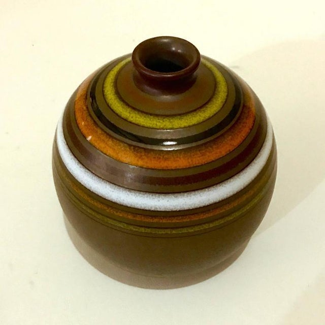 Alvino Bagni Mid-Century Italian Vase - Image 9 of 9