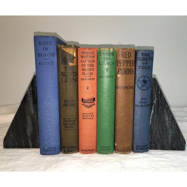 Antique Distressed Children's Books - Set of 6 - Image 2 of 3