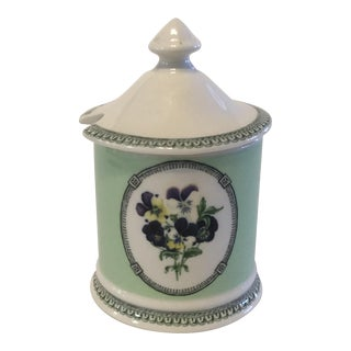 Royal Horticultural Society Tea Canister