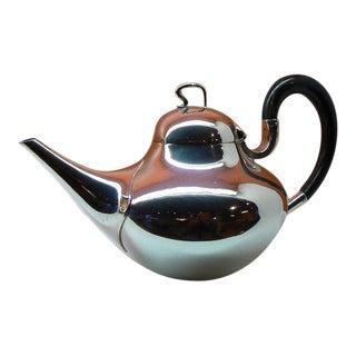 Danish Silver Tea Pot