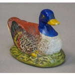 Image of Polychrome Duck Bank (#11-36)