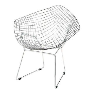 "Original Bertoia ""Diamond"" Chair"