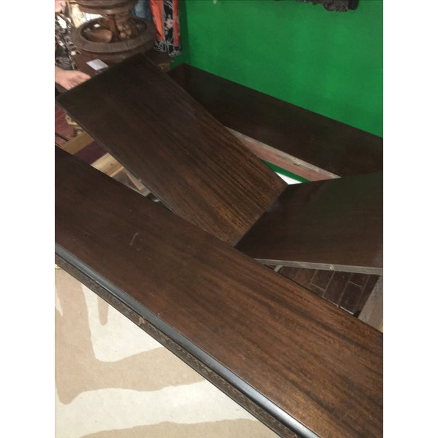 Antique Adjustable Library Table - Image 10 of 10
