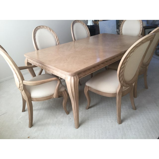 Tuscan Dining Room Chairs: Bernhardt Tuscan Traditional Mediterranean Dining Room Set
