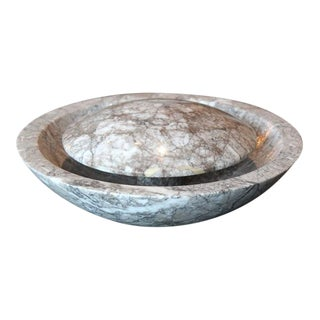 Marble Bowl by Sergio Asti for Knoll