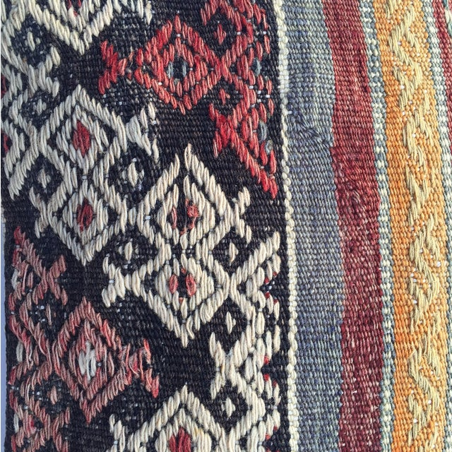 Vintage Kilim Pillow Cover - Image 5 of 6