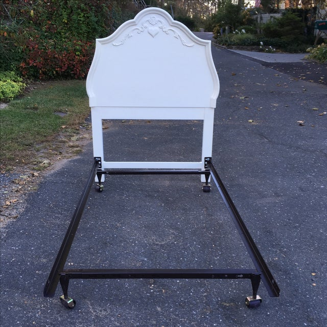 Child's Twin Size Bed Frame & Headboard - Image 2 of 8