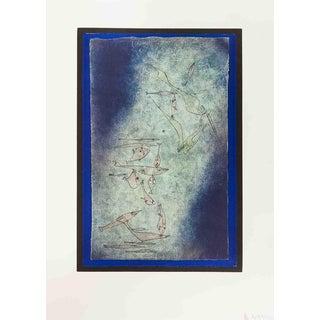 """Paul Klee """"Fischbild"""" Poster"""