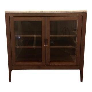 Crate & Barrel Nash Dining Cabinet