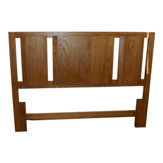 Thomasville Oak Headboard