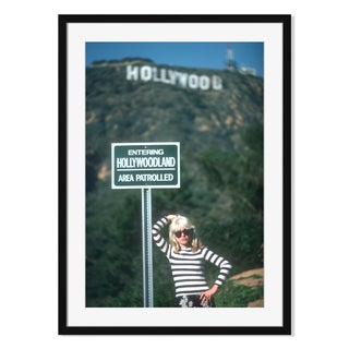 """Blondie Portrait Session at the Hollywood..."""