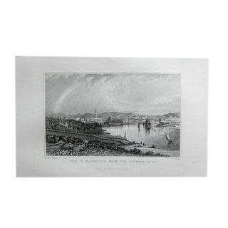 1845 Antique Print 12