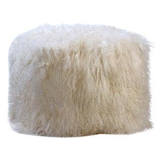 White Mongolian Lamb Cube