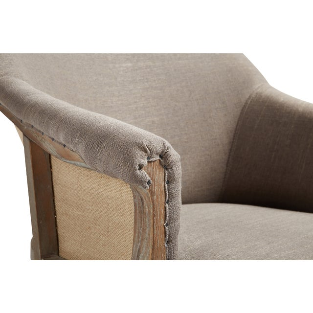 Sarreid Ltd Deconstructed Lounge Chair Chairish