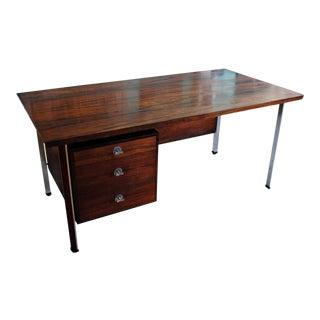 1960's Finn Juhl for France & Son Danish Rosewood Desk