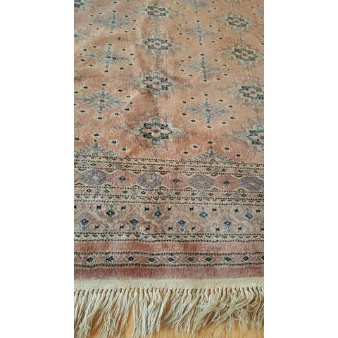 Hand Woven Vintage Rug - 4' X 6' - Image 3 of 6