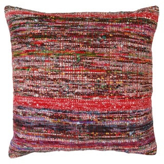 "Cotton Kilim Pillow | 20"""