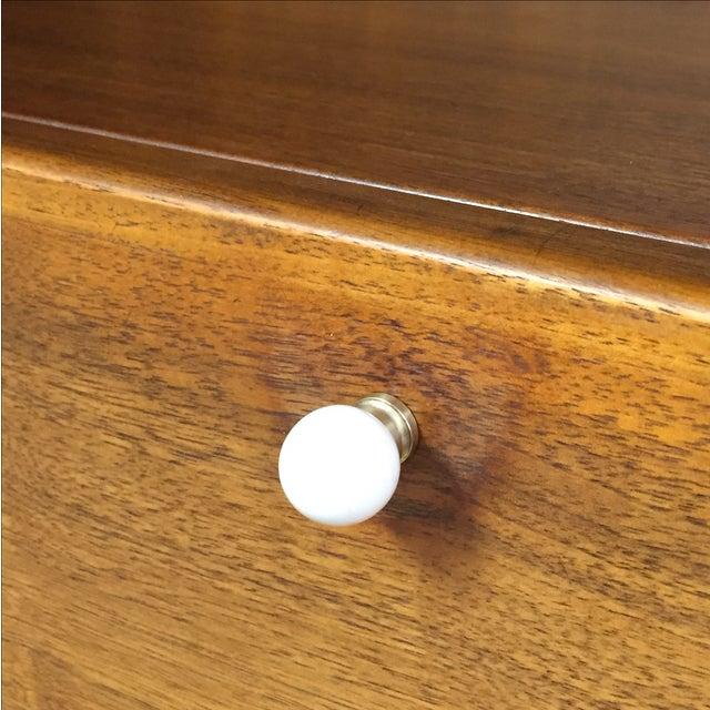 Drexel Kipp Stewart Bookcase Desk - Image 8 of 11