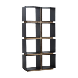 Steel Cubes Bookcase