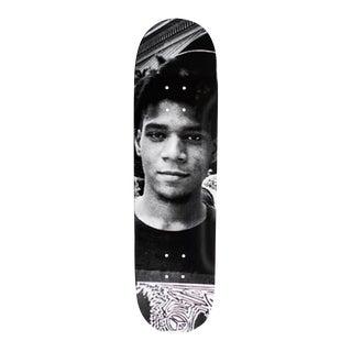 Basquiat Photograph Skate Deck