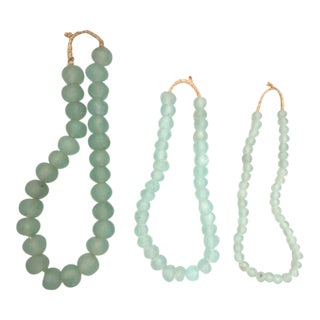 Glass Bead Garlands