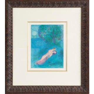 """Marc Chagall, """"Daphne + Chloe"""""""