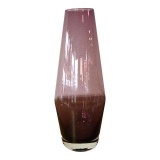 Vintage Violet Vase