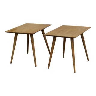 Paul McCobb Planner Group Side Tables - A Pair