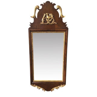 18th C. Continental Wall Mirror