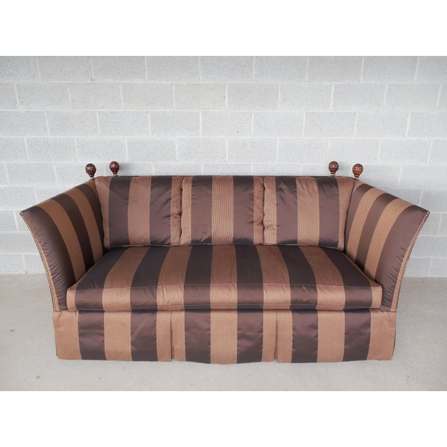 "SHERRILL Knole Sofa 84""W - Image 10 of 10"