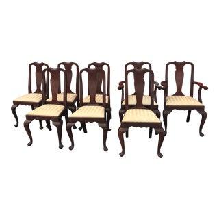 Henkel Harris Dining Chairs - Set of 8