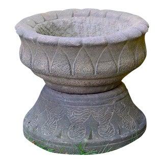 Lotus Garden Vessel