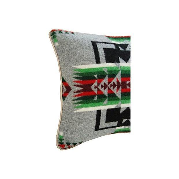 Custom Chief Joseph Pendleton Blanket Pillow - Image 2 of 6