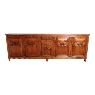 18th Century Country French Cherry Enfilade