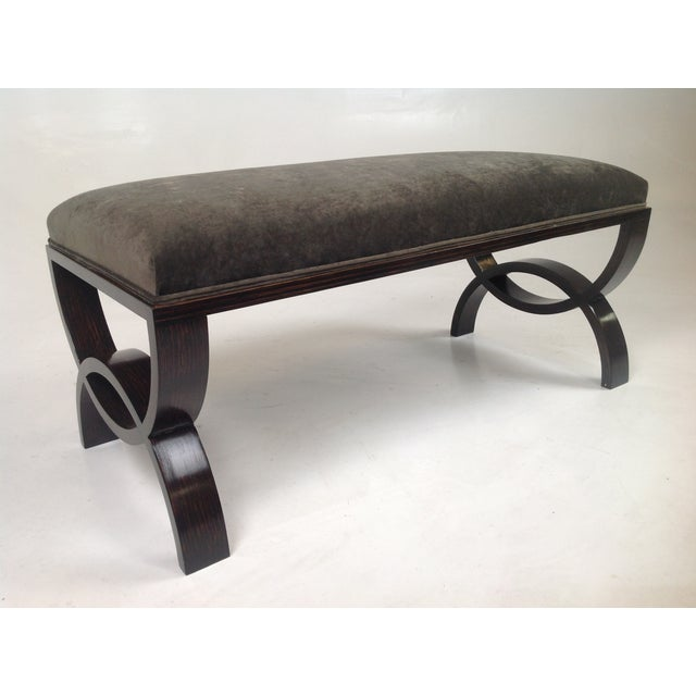 Modern Upholstered Bench Chairish