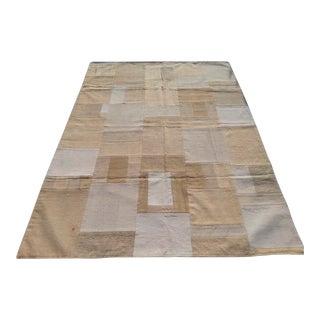 Vintage Floor Naturel Patchwork Carpet