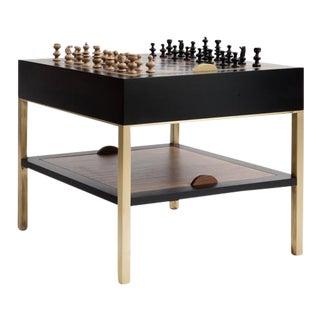 """Triumph I"" Chess/Checkers Table"