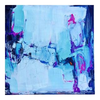 """""""Blue Bayou"""" Acrylic Painting"""