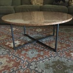 Image of Room & Board Classic Cocktail Table