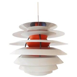 Danish Modern Ph Kontrast Pendant by Poul Henningsen, Denmark, 1962