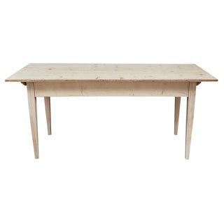 Cherry and Pine Table