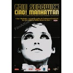 "Image of Edie Sedgwick ""Ciao! Manhattan"" film poster"