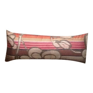 Custom Missoni Home Bolster Lumbar Pillow